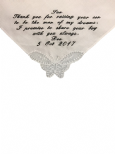Personalised Handkerchief